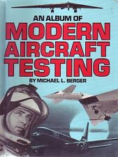 An Album Of MODERN AIRCRAFT TESTING Book