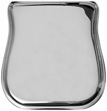 "Genuine Fender Tele / Telecaster Metal Guitar ""Ashtray"" Bridge Cover - Chrome"