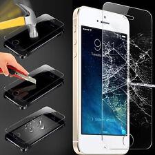 Displayschutzfolie ECHTGLAS Panzerglas 9H Tempered Glass für iPhone SE 5 5S 5c