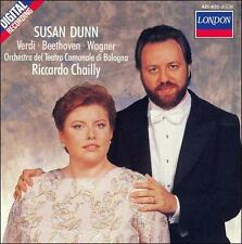 Susan Dunn - Verdi, Beethoven, Wagner - Chailly (Silver Hub CD, London)