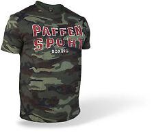 Paffen Sport. ComouflageT-Shirt. Größe: S-XXXL. Baumwolle. Boxen, Kickboxen ,MMA