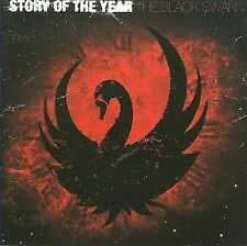 New PROMO SLIPCASE CD Story of the Year: The Black Swan