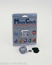 OXFORD MOTORCYCLE MICRO CLOCK WATERPROOF MINI CLOCK With ice alert Motorbike