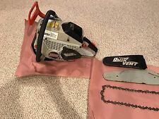 Echo QV-8000 Quick Vent Gas Commercial Professional Chainsaw w/ Bar Chain