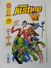 1x Comic -DC Dino- Young Justice - Nr. 8 - Z. 1/1-