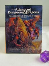 WILDERNESS SURVIVAL GUIDE MINI BOOK VF! 21st Century Games Dungeons & Dragons
