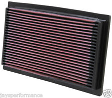 KN AIR FILTER (33-2029) FOR AUDI CABRIO 2.8i 1992 - 2000