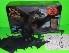 THE LORD OF THE RINGS DELUXE POSEABLE  FELL BEAST ROTK  TOY BIZ 2004 BOXED