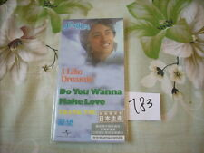 "a941981 Leslie Cheung 張國榮 Made in Japan 3"" CD EP I Like Dreaming + Do You Wanna Make Love 4-track Limited Editon No. 783"