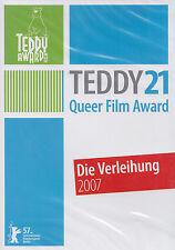 TEDDY 21 QUEER FILM AWARD - DVD - DIE VERLEIHUNG 2007  ( Neu )