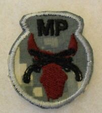 IRAQI MADE 34TH INFANTRY MP CO ON ACU TWILL