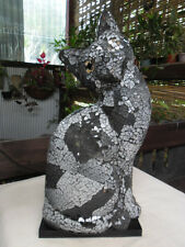 Mosaic CAT Feature Lamp (charcoal/grey)