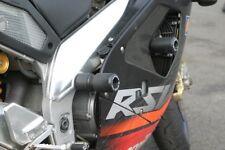 R&G Crash Protectors for Aprilia RSVR (1998 - 2003)  Black