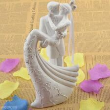 Bride And Groom Wedding Cake Topper Stand Couple Figurine Wedding Decoration New