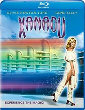 XANADU (1980 Olivia Newton John) -  Blu Ray - Sealed Region free