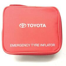 Genuine Toyota Portable Tyre Inflator Pump Multifunction