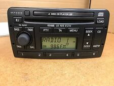 Ford 6006e Car Radio Stereo 6 Cd Player With Code Transit Fiesta Mondeo Focus
