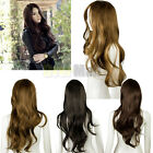 New Cosplay Wig Womens Lady Long Curly Wavy Hair Full Wigs Party Costume Wig MUL