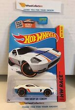 Ford Shelby GR-1 Concept #178 * WHITE Kmart Only * 2015 Hot Wheels * H73