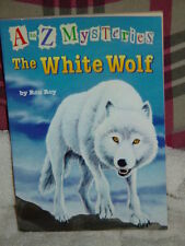 A Stepping Stone Book: The White Wolf No. 23 by Ron Roy (2004, Paperback)