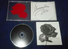 MAXIMILIAN HECKER ROSE HAND SIGNED LIMITED EDITION CD AUTHENTIC AUTOGRAPH RARE
