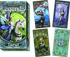 ANNE STOKES LEGENDS TAROT DECK NEW IN BOX #sdec16-78