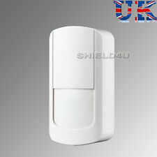 WIRELESS WIDE-ANGLE TWO WAY MICROCONTROLLER PASSIVE INFRARED PIR MOTION DETECTOR