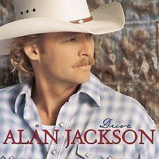 Alan Jackson - Drive  (CD, Jan-2002, Arista)