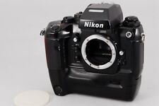 [EXC++] Nikon F4E SLR Film Camera Body w/MB-23 & MF22 from Japan