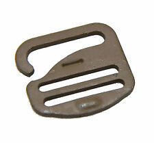 "25mm / 1"" ITW Nexus Coyote Tan G Hook - Military Specification Buckle"