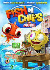 Fish N Chips: The Movie (DVD, 2013)