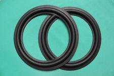2 pcs 8 inch Subwoofer/speaker parts surrounds rubber repair:138/148/178/197mm