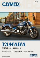M284 Clymer Workshop Manual Handbuch Yamaha V VSTAR V-STAR 950 2009 to 2012