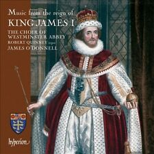 Music from the Reign of King James I New CD