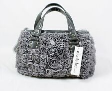 Nicole Lee Lace Bag Gray   Large size NEW
