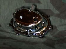 Knucklehead, Panhead,  Shovelhead Chrome Kickstart End Cover