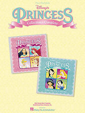 Disneys Princess Collection Learn to Play POP PIANO Guitar PVG Music Book