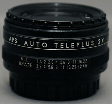 M42 TELEPLUS  APS AUTO TELECONVERTER 2X for YASHICA ZENIT Japan