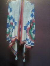 LAUREN Ralph Lauren Poncho Look Sweater Fabulous Colors & Style MSRP $398.00