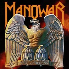 Manowar - Battle Hymns (CD)  NEW/SEALED  SPEEDYPOST