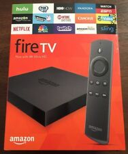 AMAZON FIRE TV 4K ROOTED JAILBROKEN MOVIES TV SHOWBOX MOBDRO POPCORN TIME & MORE