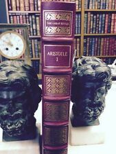 Franklin Library: ARISTOTLE: Volume I: 25th GREAT BOOKS WESTERN WORLD