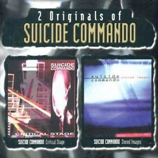 2 Originals :Critical Stage + Stored Images 2CD 2007 by Suicide Commando