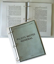 PILOT'S NOTES GENERAL AP 2095: MANDATORY RAF PILOT'S INFORMATION - 330 PAGES