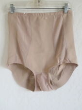 SHATOBU BETTER U SHAPING MID-RISE BRIEF, NUDE, XL, NWOT $38 WITH DEFECT