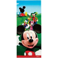 Wilton MICKEY MOUSE BIRTHDAY PARTY FAVOR TREAT BAGS PKG. OF 16 Theme Supplies