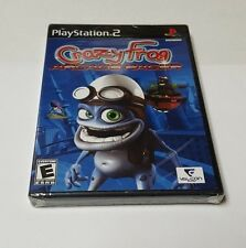 Crazy Frog Arcade Racer (Sony PlayStation 2, 2007)