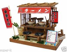 Doll House Handmade kit Japanese Retro Store [Ramen Stand] Billy Japan