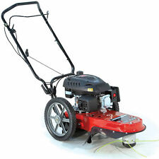 "Fields Edge (22"") 173cc Walk Behind String Trimmer w/ Wheel Pivot"