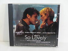 Dossier de presse sonore Film She's so lovely PENN TRAVOLTA BJORK It's so quiet